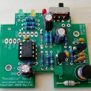 Gewitterwarner Blitzwarner Blitzdetektor Gewitterdetektor Potzblitz - Blog - Ramser Elektrotechnik Webshop 19