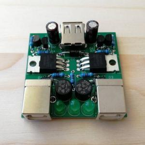 USB Redundanzmodul Perfekte Diode 2 - Ramser Elektrotechnik Webshop