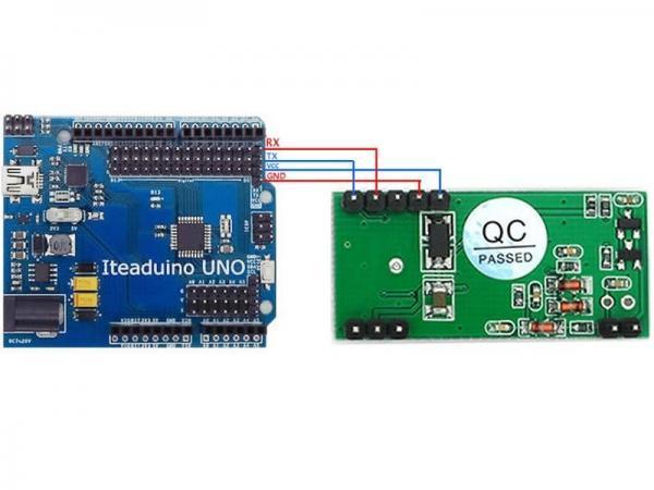 125kHz RFID Reader mit UART 10 - Ramser Elektrotechnik Webshop