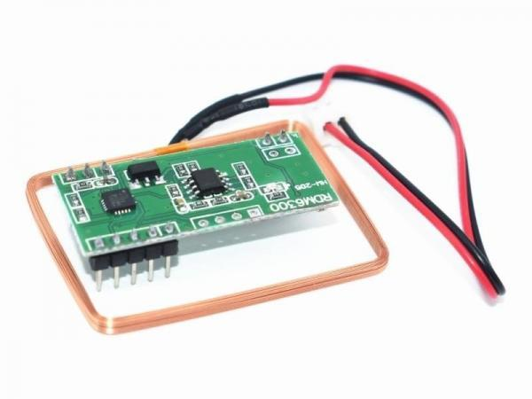 125kHz RFID Reader mit UART 2 - Ramser Elektrotechnik Webshop
