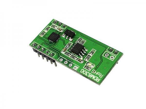 125kHz RFID Reader mit UART 4 - Ramser Elektrotechnik Webshop
