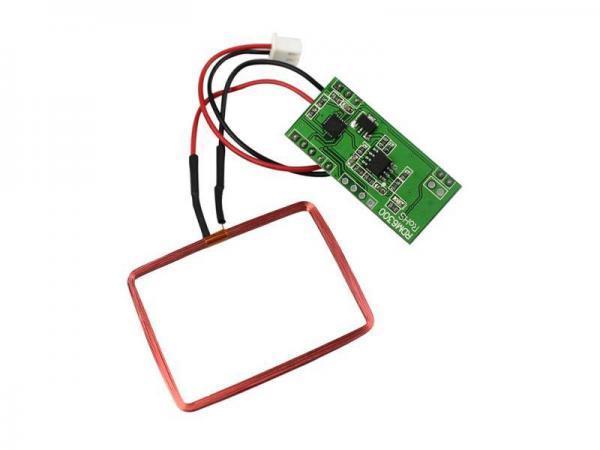 125kHz RFID Reader mit UART 7 - Ramser Elektrotechnik Webshop