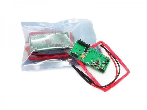 125kHz RFID Reader mit UART 8 - Ramser Elektrotechnik Webshop