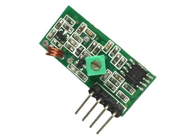 433 Mhz Funkmodule - Sender und Empfänger 2 - Ramser Elektrotechnik Webshop