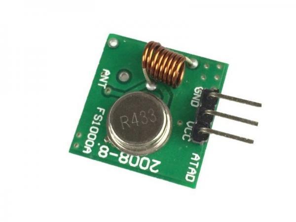 433 Mhz Funkmodule - Sender und Empfänger 5 - Ramser Elektrotechnik Webshop