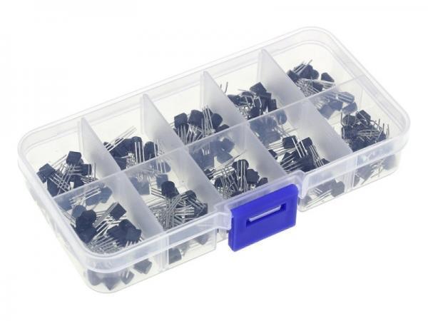 Standard Transistoren Sortiment 2 - Ramser Elektrotechnik Webshop