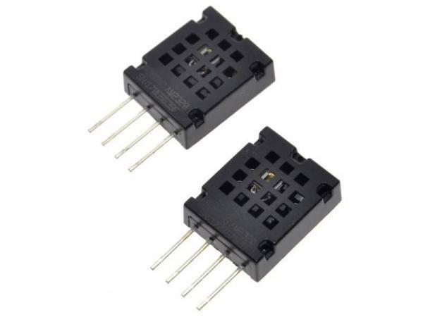 AM2320 Luftfeuchtigkeit Luffeuchte Temperatur Sensor I2C 1wire SHT Sensirion Ersatz 2 - Ramser Elektrotechnik Webshop