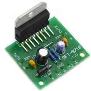 TDA7297 Stereo Amplifier DIY Kit 1- Ramser Elektrotechnik Webshop