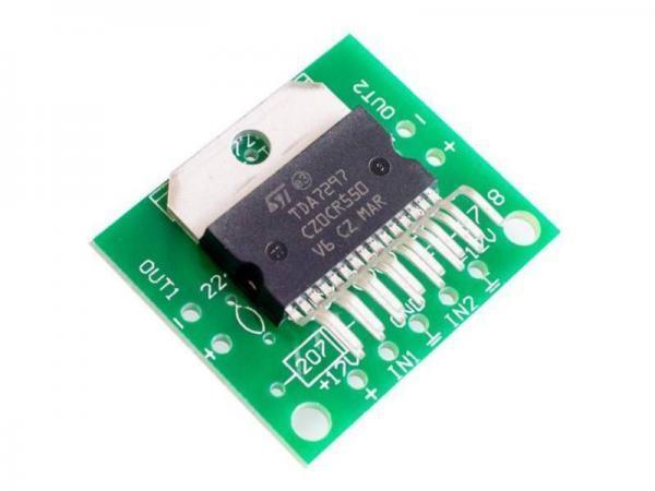 TDA7297 Stereo Amplifier DIY Kit 5- Ramser Elektrotechnik Webshop