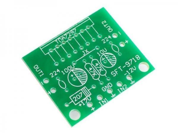 TDA7297 Stereo Amplifier DIY Kit 6- Ramser Elektrotechnik Webshop