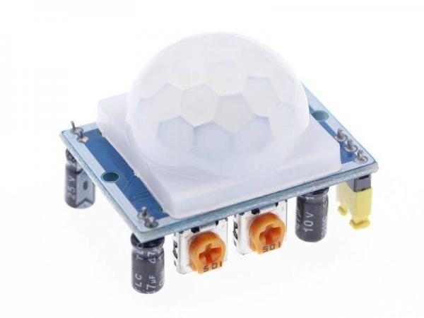 PIR Infrarot Sensor SRR501 1 - Ramser Elektrotechnik Webshop