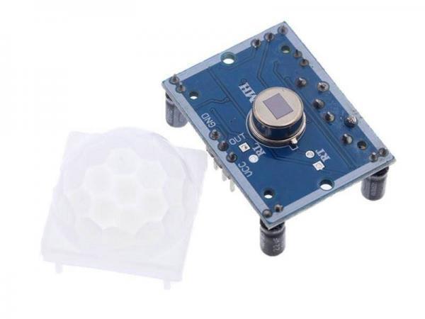 PIR Infrarot Sensor SRR501 2 - Ramser Elektrotechnik Webshop
