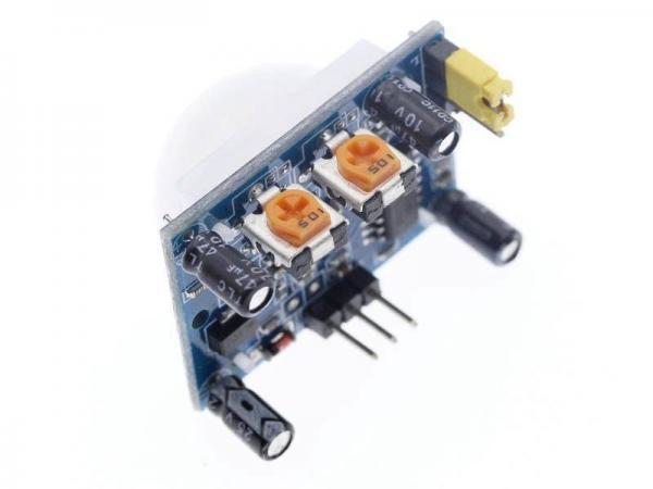 PIR Infrarot Sensor SRR501 5 - Ramser Elektrotechnik Webshop