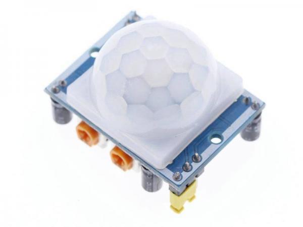 PIR Infrarot Sensor SRR501 6 - Ramser Elektrotechnik Webshop