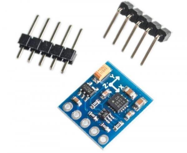 QMC5883 QMC5883L Modul 1 Ramser Elektrotechnik Webshop