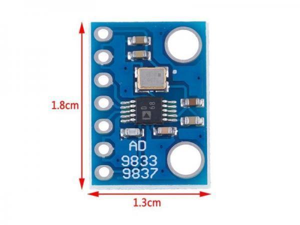 AD9833 Signalgenerator DDS 1-Ramser-Elektrotechnik-Webshop