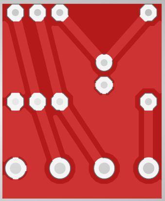 Platine bottom R0 Aktiver MB Terminator - Ramser Elektrotechnik Webshop (1)