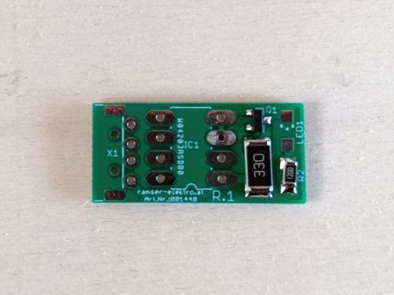 PowerBank Anti Off R1 Bestueckung - Teil 1 - Ramser Elektrotechnik Webshop