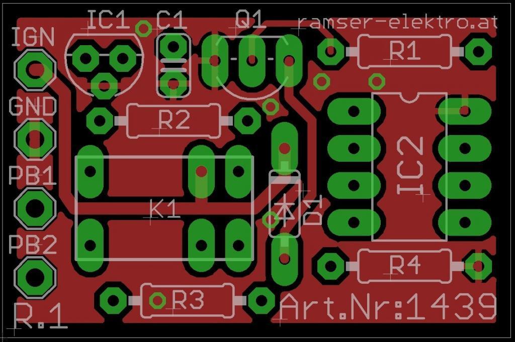 Start Stop Automatik Deaktivieren PCB R1 - Ramser Elektrotechnik Webshop