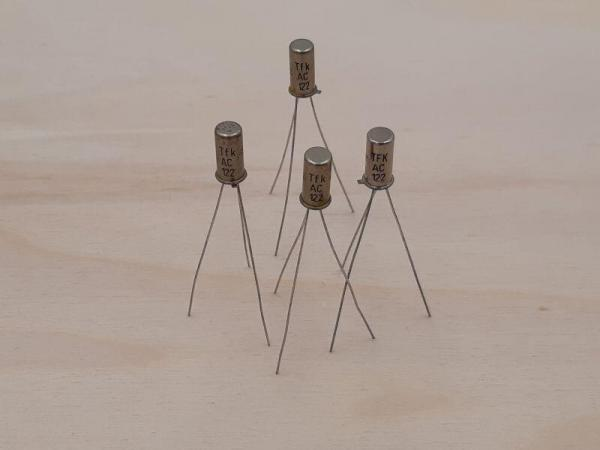 FuzzFace AC122 Germanium Transistor 2 - Ramser Elektrotechnik Webshop
