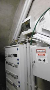 Gassner Partner Wien Reithofferplatz Keller 1- Referenzen Ramser Elektrotechnik